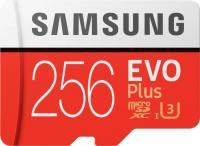 Samsung microSDXC EVO Plus (2017)  256GB Kit, UHS-I U3/Class 10 (MB-MC256GA/EU)