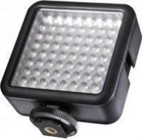 Walimex pro LED-Videoleuchte 64 LED dimmbar (20342)