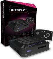 Hyperkin RetroN 5 Spielkonsole, schwarz