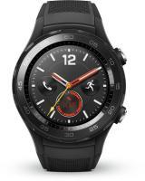 Huawei Watch 2 4G mit Sportarmband schwarz (55021666)