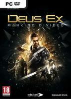 Deus Ex: Mankind Divided (deutsch) (PC)
