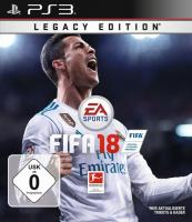 EA Sports FIFA Football 18 - Legacy Edition (deutsch) (PS3)