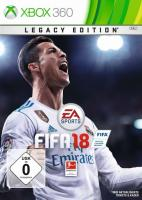 EA Sports FIFA Football 18 - Legacy Edition (deutsch) (Xbox 360)