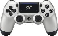 Sony DualShock 4 2.0 Controller wireless, GT Sport Edition, silber (PS4)