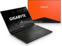 Gigabyte Aero 15 orange, Core i7-7700HQ, 16GB RAM, 512GB SSD (Aero15-DE025O/Aero15-DE325O)