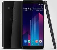 HTC U11 Plus Single-SIM schwarz
