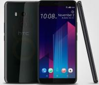 HTC U11 Plus Single-SIM schwarz/transparent