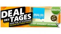 """ANALOG projects 3"" gratis"