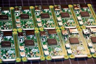 Raspberry Pi Zeros 2 von simonwaldherr