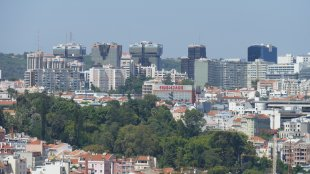 Portugal Lisabon 3 Die Moderne von MyEye