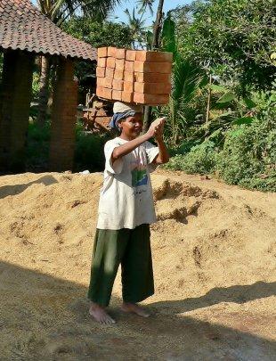 Frauenarbeit Indonesien von RüdigerLinse
