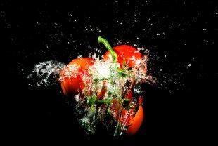 Splash! Tomaten von Der Purist