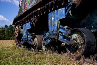 Panzerketten von Himme