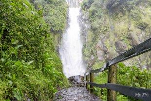 Wasserfall in Mexiko von VolWil