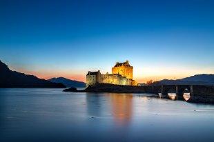 Eilean Donan Castle von Der Greilinger