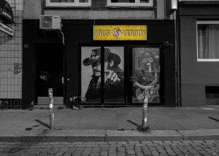 eigentlich immer viel los hier ...Musik-Kneipe in St.Pauli.... von claus-labenz