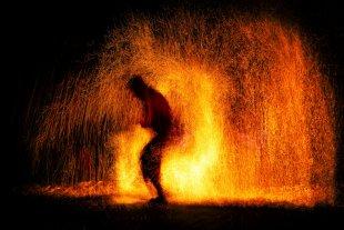 Fire Dance von docolli