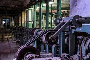 Fabrikhalle von Der Purist
