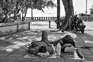 Obdachlos von Hubertus Dan