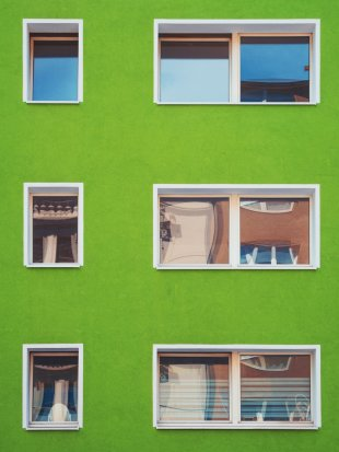 Fassade(n) Deutschlands: Köln - 004 von Daniel von Appen