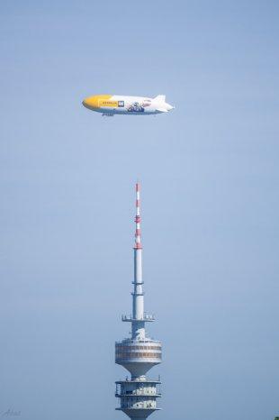 Luftschiff von kMac