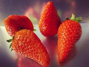 Erdbeeren von Ladislav Danek