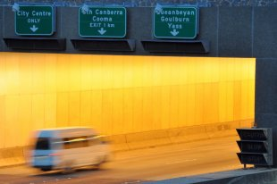 Canberra Freeway von Elmquist