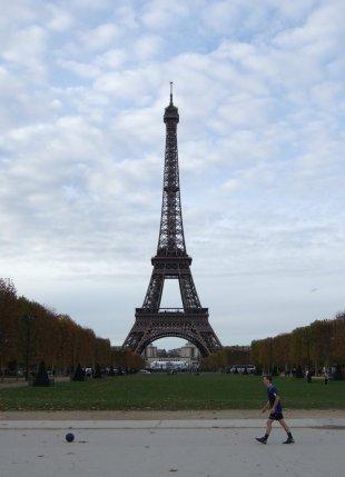 Pariser Fußball von ThoThi