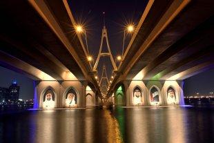 Buisness Bay Bridge Dubai von dietele