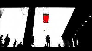 black and white von Joachim Kiner