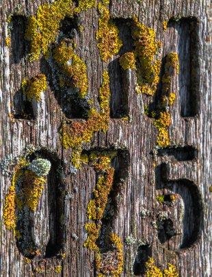 """Kilometer""""stein"""" von The real Peter Gunn"""
