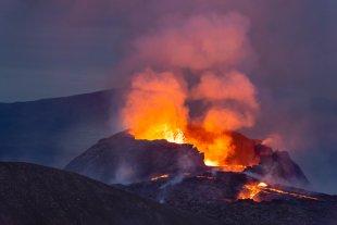 Eruption von Pham Nuwem