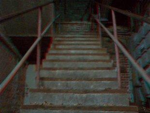 alte Treppe von Buddelpost