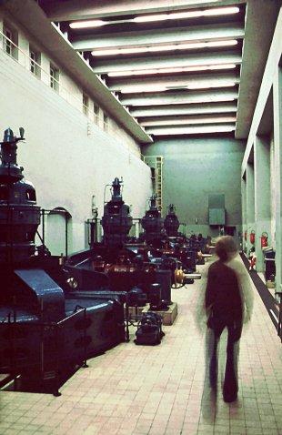 Maschinenhaus von Reiner von der Schlei
