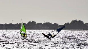 Surfin Fehmarn 3 von John Mueh