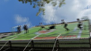 Wolkenkratzer-Festival von 3DDD