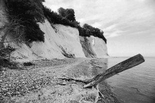 Rügen Kreideküste_1 von Reiner von der Schlei