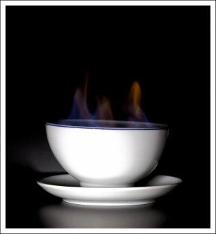 GI - Kaffe oder Tee     .....ich brenne für Kaffee von reibol