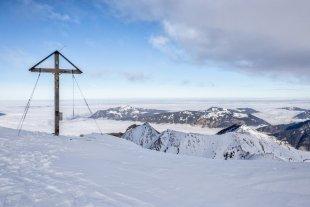 Großer Daumen Gipfelkreuz von Tarcitaxx