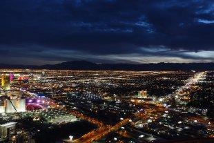 Las Vegas vom Stratosphere Tower von Volker H.
