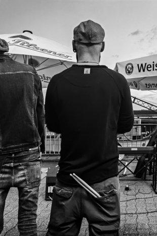 Trommler von Gernot Schwarz