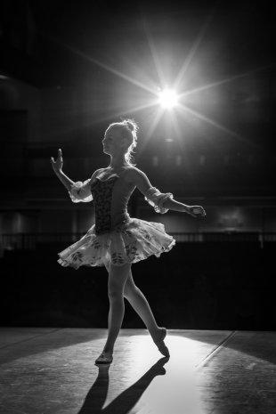 Tanz im Licht von fossy304