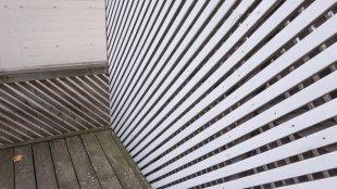 Holzlatten - Beton von Samson 55