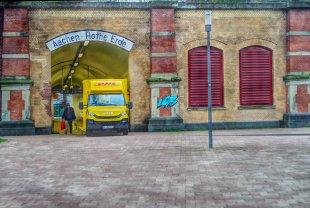 Bahnhof von alterSack-divers