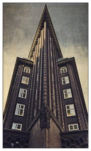 Hamburg, Chilehaus (I) von Major Black