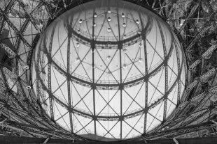 """Gasometer Schöneberg """"Jauch Kuppel"""" von c_v_e_n"""