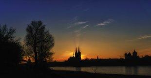 Herbstabend Kölner Dom von Ardbeg42
