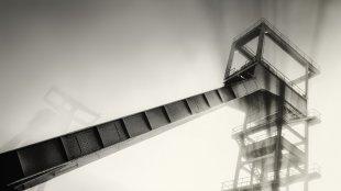 Bergbaugeschichte im Nebel von Gerhard1953