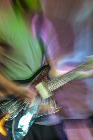 Gitarrensolo mit Wumms von clickfux