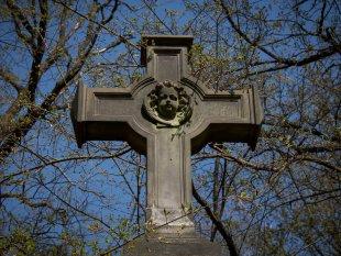 Kreuz von Heike Maier